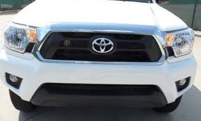 Behind The Grille Bug Screen Toyota - Winter Front Grill Cover And ...