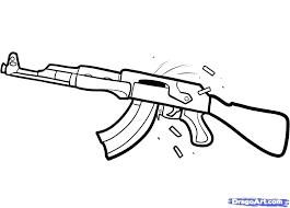 Nerf Coloring Pages Gun Coloring Pages Gun Colouring Pages Fancy Gun