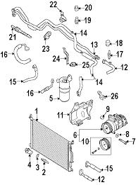 parts com® audi air conditioner and heater condenser compressor 2006 audi a8 quattro l w12 6 0 liter gas condenser compressor lines