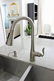 How To Choose A Kitchen Faucet Am Dolce Vita How To Choose A Kitchen Faucet Design Blogger Edition