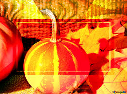 Download Free Picture Pumpkins And Autumn Leaves Powerpoint Website