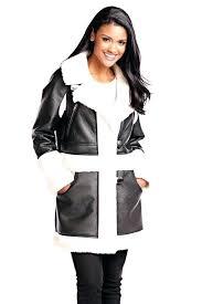 faux black leather jacket black faux leather faux coat faux black leather jacket with gold zippers