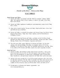 Media Advisory Media Advisory And Fact Sheet