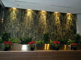 indoor glass water fountain indoor glass wall water feature in wall water features decorations wall mounted