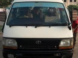 Toyota Hiace - used toyota hiace van petrol engine - Mitula Cars