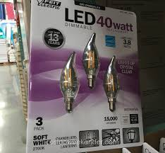 replace those old energy inefficient bulbs with the feit electric 400 watt led chandelier bulbs