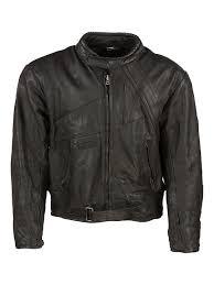 rhino cruiser biker jacket l