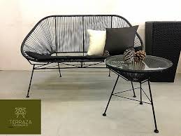 double acapulco love seat dviguba akapulko 77 double seat folding chair size sofasmagnificent from maccabee