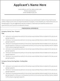 effective resumes. Effective Resume Words dnious