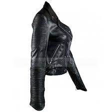 leather jackets for women black