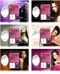 Hair Vending Machine Stunning Franchise Information For Fashion Vending USA