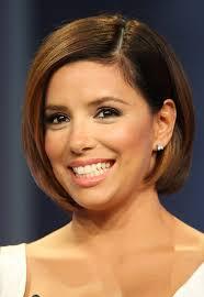 cute short bob hairstyle side parted short bob haircut for women