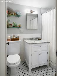 white tile bathroom floor. 02 SWEETEN_sanayaBath White Tile Bathroom Floor