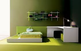 modern bedroom green. Simple And Modern Green Bedroom Styles S