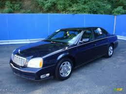 2003 Blue Onyx Cadillac DeVille Sedan #35513374   GTCarLot.com ...