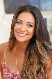 What Is An Ombre Hairstyle long ombre hair style without bangs shay mitchell hairstyles 4547 by stevesalt.us