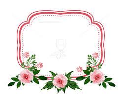 frame design flower. floral frame,border design frame flower