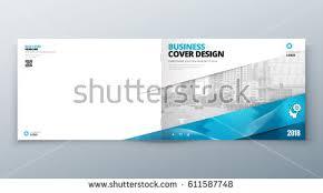 Brochure Design Template Annual Report Cover Magazine Page Des
