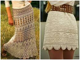 Crochet Skirt Pattern
