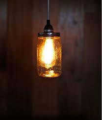 lighting jar. Mason-jar-crafts-lighthow-to-make-mason-jar- Lighting Jar D