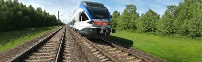 Железнодорожный транспорт Беларуси Поезд региональных линий бизнес класса