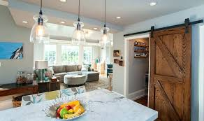 pantry sliding door small pantry room featuring a barn door pantry sliding door hardware