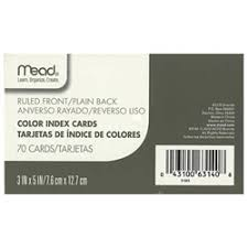 Index Card 3x5 Index Card 3x5 Ruled Coloured Index Card 3x5 Ruled Coloured