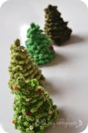 If you are a regular reader of my blog you might remember the Christmas tree  that I made few years ago here. It was a free pattern that I found on net  ...