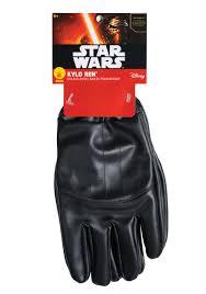 child star wars ep 7 kylo ren gloves