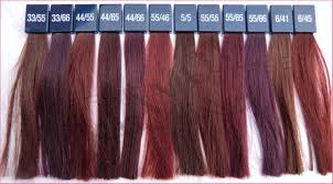 Vivatone Hair Color Wella Hair Colour 1 Million Charts