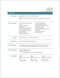 Template 12 Free Minimalist Professional Microsoft Docx And Google