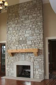 beautiful painted rock fireplace before and after white brick fireplaces stone painted rock fireplace small