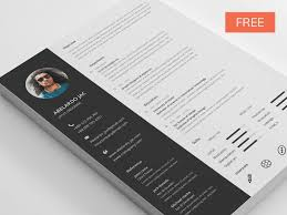 10 Latest Resume Templates Free To Download 2019 A Creative