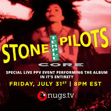 <b>Stone Temple Pilots</b> live from Performing Core In It's Entirety, Los ...