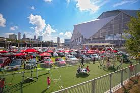 We analyze millions of used cars daily. The Home Depot Backyard At Mercedes Benz Stadium Kimley Horn