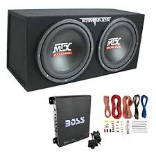mtx subwoofer wiring product wiring diagrams \u2022 MTX Thunderform Enclosures amazon com mtx tne212d 12 inch 1200w dual loaded subwoofer box rh amazon com powered subwoofers