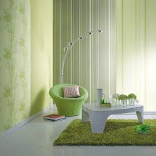 Small Picture Striped Wallpaper for Interior Design in Eco Style