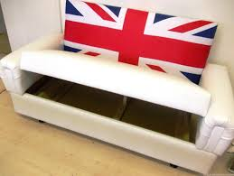 Union Jack Click Clack Sofa Bed