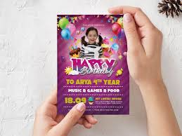 Download Birthday Invitation Card Design Download Free Vectors Ui Kits Html Templates Css Effects