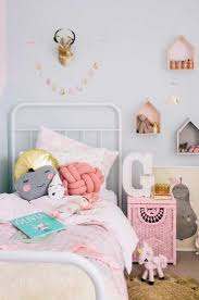 girls room playful bedroom furniture kids: oh hello g love the playful pillows and whimsy in this girls bedroom girls bedroom inspiration childrens bedroom decor childrens bedding and pillows