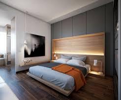 Magnifique Chambre à Coucher, Lit Plateforme, Tête De Lit Avec Rangement,  Peinture Pour