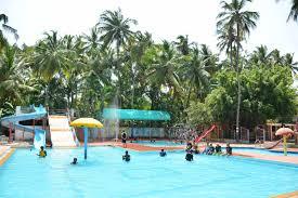 Anand Resorts Cbeach Resort Arnala Cocohut Restaurant Bar C Beach Resort