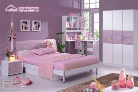 Purple Childrens Bedrooms Bedroom Minimalist Purple Nuance Room With Light Purple Sheet