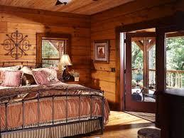 Log Cabin Bedroom Log Home Bedroom Log Cabin Bathrooms Master Log Home Bedrooms