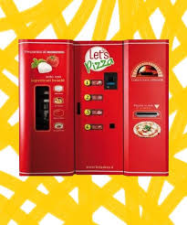 Chicken Wing Vending Machine Stunning Sweet A Pizza Vending Machine I Want One Best Pizza Evah