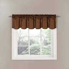 Kitchen Window Valances Hall Charming Window Valances For Modern Living Room Design Ideas