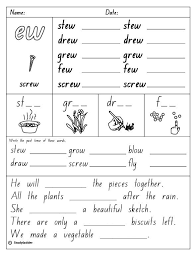 A collection of english esl worksheets for home learning, online practice, distance learning and english classes to teach about phonics, phonics. Vowel Digraph Ew Studyladder Interactive Learning Games