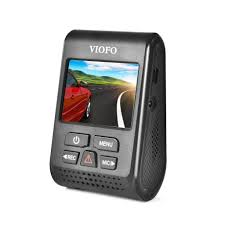 viofo a119s 1080p car dash cam sony exmor imx291 with gps mount
