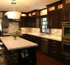 dark oak kitchen cabinets. Dark Oak Kitchen Cabinets | Storage Organization Mission Style Solid Pinterest