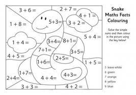 Math Coloring Worksheets Addition Antihrapcom